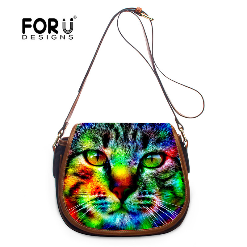 FORUDESIGNS Camouflage Animal Crossbody Small Bags for women,Luxury Brand Womens Messenger Bags Girls Ladies Cross Shoulder Bags<br>