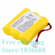 Free Shipping 3.6V 800mAh Cordless Home Phone Battery for Vtech 80-5071-00-00 8050710000