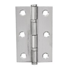 "MTGATHER 6Pcs Stainless Steel Boat Marine Cabinet Drawer Door Butt Hinge 2.5"" With Screws Wooden Door Of Cabinets"