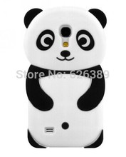For Samsung galaxy S3 S4 S5 S6 S7 Edge mini A3 A5 2016 3D Panda cartoon silicone cell phone case cover(China)