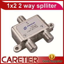 2 Way Splitter Satellite Multiswich ANT SAT Signal mixer digital satellite TV -SAT combiners, diplexers VHF-UHF Frees hipping