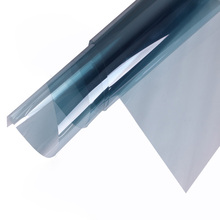Window Tint Film Blue VLT 65% 1.52MX10M Roll 2 PLY Car Auto House Commercial Wholesale Price UV6590(China)