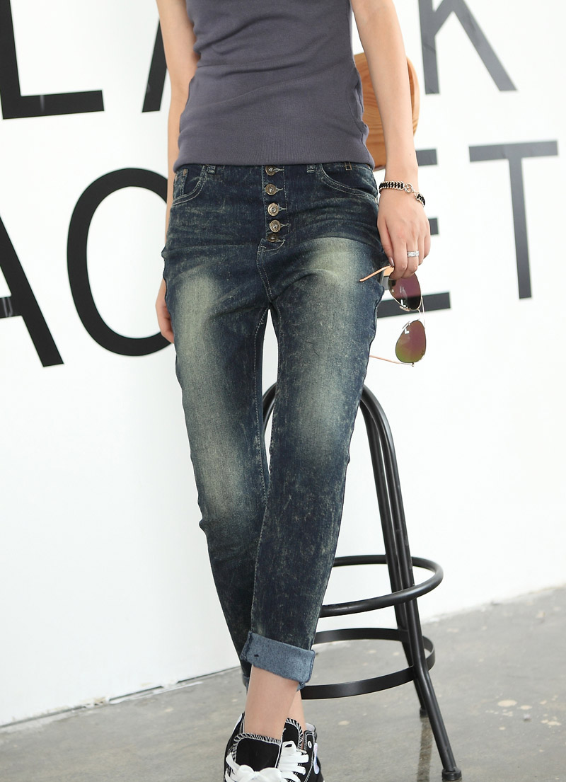 2017 New Fashion Women Pants,Plus Size Stretch Skinny High Waist Jeans Pants Women Blue Pencil Casual Slim denim PantsОдежда и ак�е��уары<br><br><br>Aliexpress