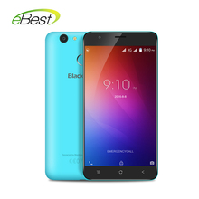 hot sale Blackview E7S 3G Smart phone Android 6.0 MTK6580A Quad Core 2GB RAM 16GB ROM 8.0MP Fingerprint 5.5 inch 720P Cellphones