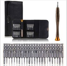 25 in 1 Precision Screwdriver Set Torx Slotted Philips Repair Tools Kit for iPhone Samsung Galaxy Watch Laptop Opening