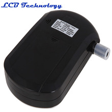 Professional Alcohol Breath tester alcohol detector breather alcohol test analyzer AT-6000 1PC/LOT