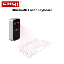 Bluetooth Laser keyboard Wireless Virtual Projection keyboard Portable for Iphone Android Smart Phone Ipad Tablet Notebook PC(China)