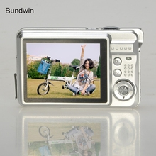 bundwin 2.7 inch 5MP Digital Camera 8x Digital Zoom Digital Po Frame COMS HD 18MP Resolution Video Recoding High Quality(China)