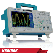 DSO5202BMV LCD Deep Memory 200MHz Bandwidths Digital Storage Oscilloscope