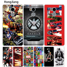 HongJiang marvel Legends batman superman Cover phone Case for Xiaomi redmi 4 4A 1 1s 2 3 3s pro redmi note 4 4X(China)