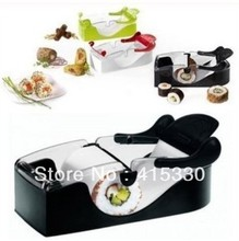 Easy Sushi Maker Roller equipment, sushi machine tool ,perfect roll, Roll-Sushi with color box ,1pcs/set.kitchen