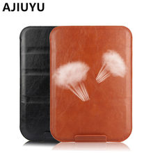 AJIUYU Case For iPad one 1 Sleeve Thin Cover iPad1 cases Protective Smart Cover Protector Leather PU Tablet A1337 A1219 bag(China)