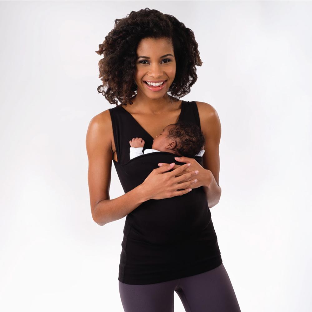 Kangaroo Sleeveless Baby Carrier for Mother
