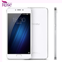 "Original Meizu U10 MTK 6750 Octa Core 3GB RAM 32GB ROM Mobile Phone 2.5D Glass 5.0""  13.0MP Camera Fingerprint ID"