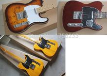 Free shipping High Quality electric Guitar telecaster Electric guitar in stock
