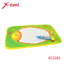29X19cm Multicolor Mini Water Drawing  Mat  with1 Magic Pen/Water Drawing board/ doodle mat