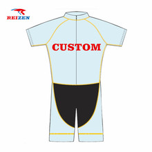 REIZEN 100% Lycra Triathlon Sports Clothing Custom Long Sleeve Jersey Personalized Ropa Ciclismo Cycling Wear Free Design!