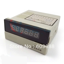 DHC6J-L 5 digits LED display time/hour counter /meter(China)