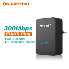 10pcs 802.11 b/g/n Comfast Wireless WIFI Router WI-FI Repeater Booster Extender Network RJ45 WI FI 300Mbps wifi amplifier router