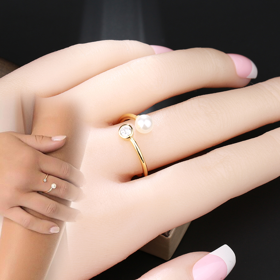 Kinel-Fashion-Design-Cubic-Zirconia-Rings-For-Women-Gold-Color-Round-Statement-Pearl-Ring-Female-Anel (2)