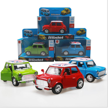 1:36 Scale Toys For Children Diecast Vehicles Model Best Gift Car Toys Collection Model Pull Back Toys Car(China)