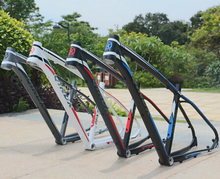 100% original QDX700 27.5*17inch MTB bicycle frame aluminium alloy bike frames