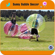 Free Shipping 1.5m TPU Good Quality 0.8mm Bubble football , Inflatable Bubble Ball Suit, Zorb Ball, Bubble soccer