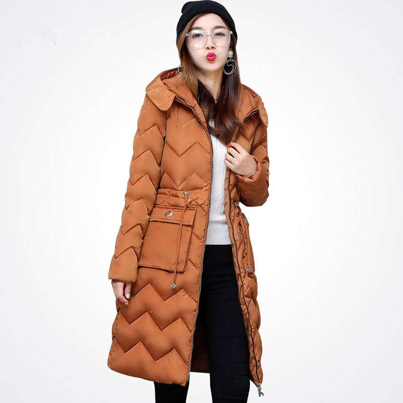 Real Full Zipper Solid Winter Jacket Mens Parks For Women Novelty 2017 Coats For Long Thickening Warm Coat Womens Outerwear Îäåæäà è àêñåññóàðû<br><br>