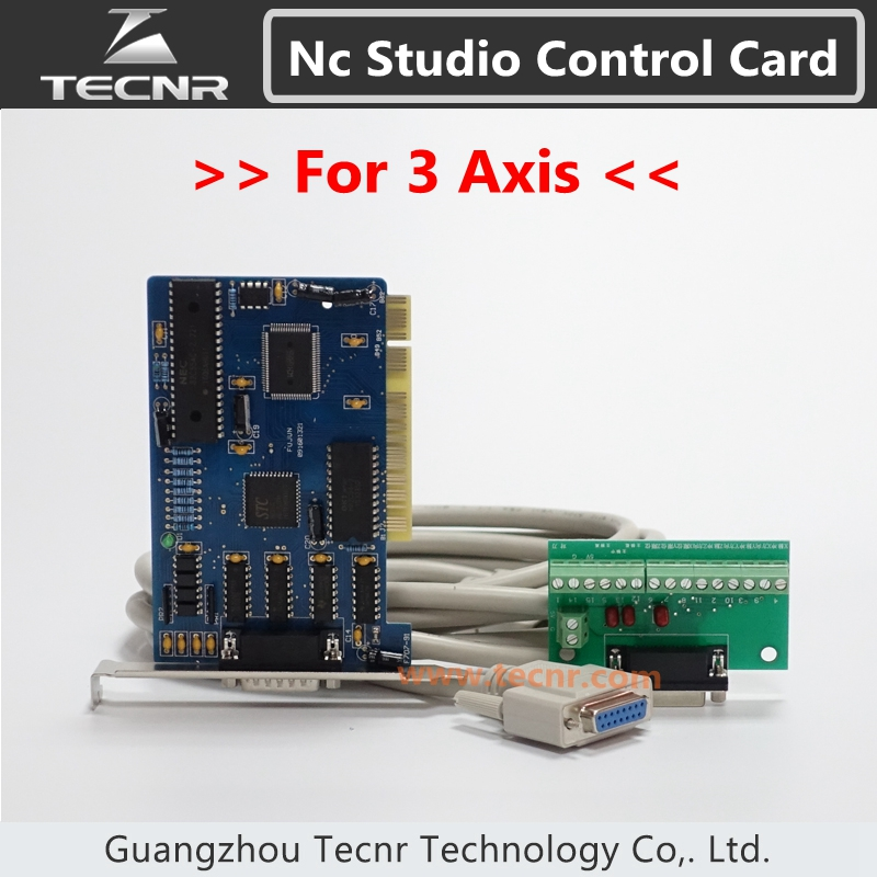 ncstudio controller 3 axis nc studio system for cnc router 5.4.49 /5.5.55/ 5.5.60 English version<br>