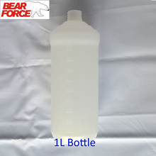 1L Plastic Bottle Container for Snow Foaming Lance/ Foam Nozzle/ Foam Generator/ High Pressure Soap Foamer