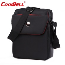 CoolBell 10.6 inches shoulder bag messenger bag carrying case Hand bag Tablet Briefcase laptop computer bag for ipad Air