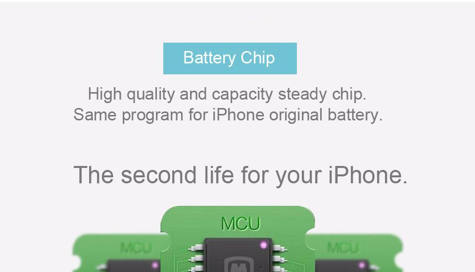 NEW 2017 100% Original KHP Phone Battery For iPhone 6 Capacity 1810mAh Repair Tools 0 Cycle Replacement Mobile Batteries Sticker (13)