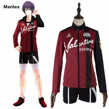 Prince of STRIDE Costume SAISEI High School Sports Uniform Suwa Reiji Cosplay Anime Halloween Carnival Outfit Adult Custom Made(China)