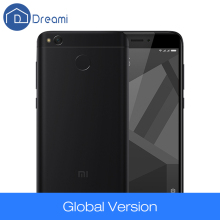 Dreami Global Version Original Xiaomi Redmi 4X 3GB 32GB 5 Inch Mobile Phone 4 X Snapdragon 435 CE FCC 4100mAh 13MP