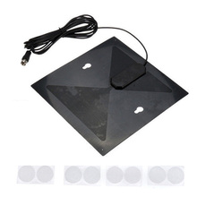 1PC Razor-thin Antenna Indoor High Quality Indoor Clear TV HD Digital Antenna Only Can Be Used In USA