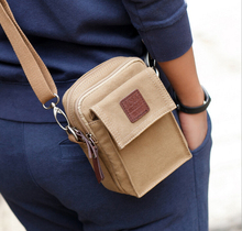 yesetn bag 050616 best seller man small canvas bag men mini casual shoulder bag