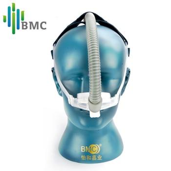 BMC WNP Носа Подушку CPAP Маска Силиконовый Гель SML Размер Подушки все В Медицинских Маска Для Сна Для Храпа And Апноэ Лечение пояс