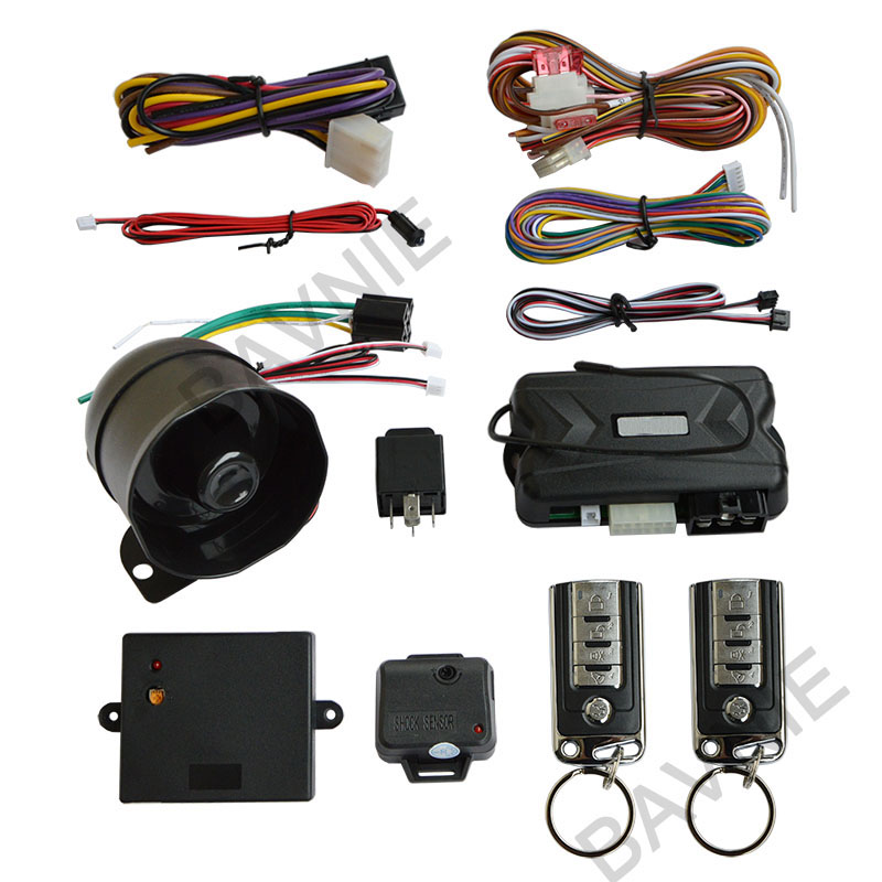 Auto Universal Remote Engine Start Car Alarm Secur...