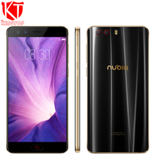 "Original ZTE Nubia Z17 mini S Mobile Phone 6G 64G 5.2"" 1080P Snapdragon 653 Octa Core Dual Front Real Cameras NFC 4G Cell phone(China)"