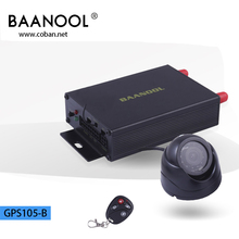 5PCS Baanool GPS Tracker Car GPS105b Monitor Device With Remote Control GPS Tracker For Motorcycle Tracking