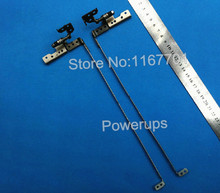 100% Original laptop LCD/LED Display Screen Left&Right hinges fit for HP CQ72 G72 series notebook LCD Monitor axis(China)