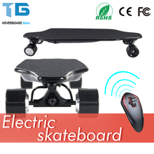 Buy Tax Dual Motor 4 Wheel Electric Skateboard Double Motor Remote Bluetooth Controller Scooter Hover Board Longboard Overboard for $471.50 in AliExpress store