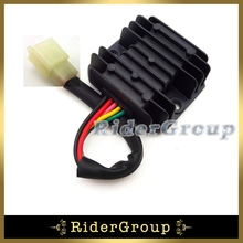 Voltage Regulator Rectifier 5 Wire For GY6 50cc 70cc 90cc 110cc 125cc 150cc Engine ATV Quad Scooter Moped Go Kart