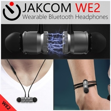 JAKCOM WE2 Smart Wearable Earphone Hot sale in Satellite TV Receiver like tv satellite receiver Sky Tv Receptor Sks(China)
