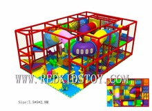 Free Revised Design Three Times for Austrian Client Children Safe Playground Indoor 170417-D