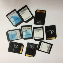 10pcs a lot Memory cards MultiMedia MMC card 128MB 7pin MMC card(China)