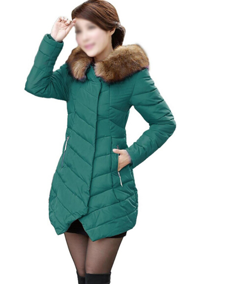 IMC Womens Winter Faux Fur Trim Hooded Casual Packable Down Jacket Black,Red,Green, M-XXXLОдежда и ак�е��уары<br><br><br>Aliexpress