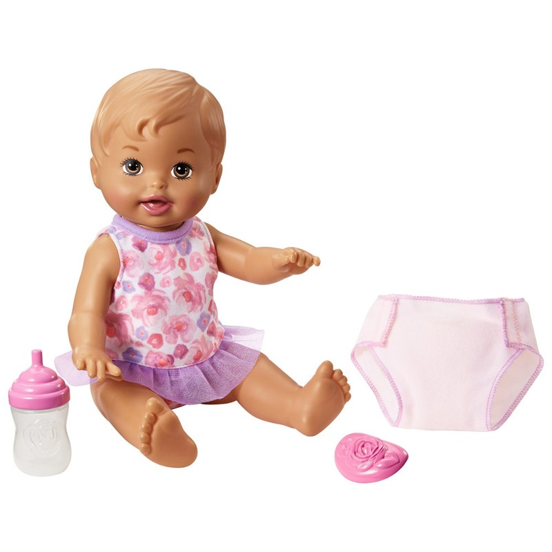 33cm little  baby Little Mommy baby doll take care pretend  toy figure toy<br>