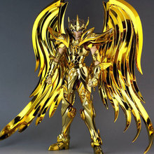 Myth Cloth Sagittarius Aiolos Action Figure GT Version Saint Seiya Soul of Gold ex Figure Model Toys Child Collections