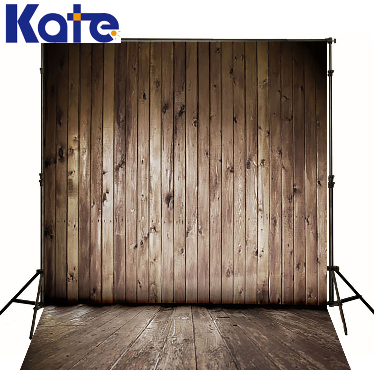 Kate Newborn Baby Backgrounds Fotografia Light Wood Wall Fundo Fotografico Madeira Old Wooden Floor Backdrops For Photo Studio<br>